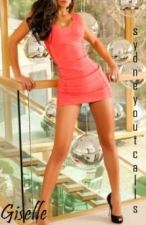 Escort: Giselle Photo 1