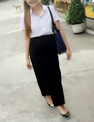 Thai Univeristy Girls: Fang escort