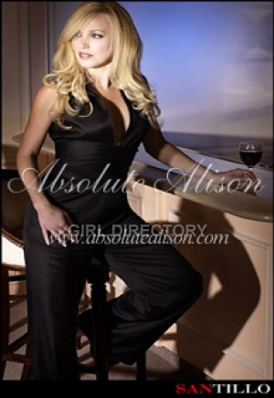 Escort: Absolute Alison Photo 9