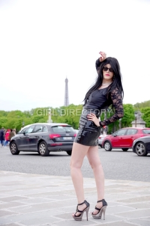 Escort: DominaParis Photo 3
